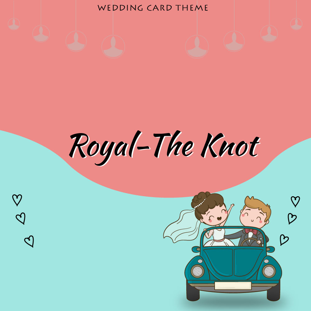 royal the knot theme