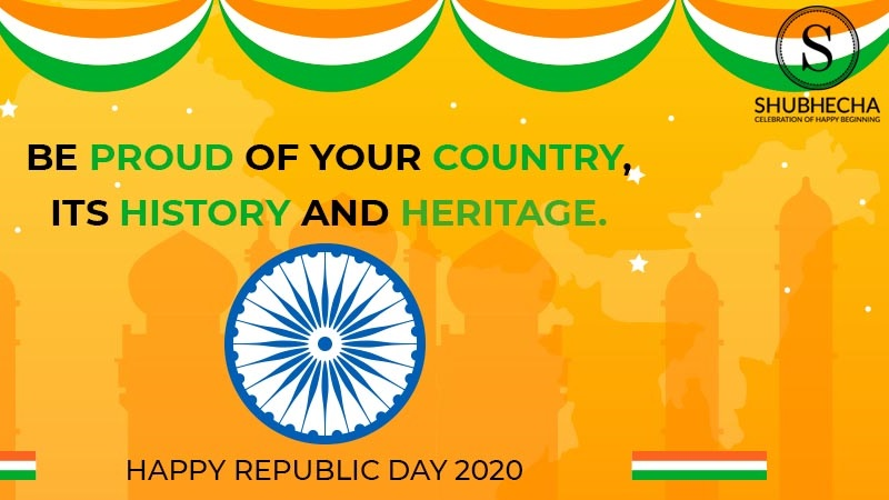 Happy Republic Day Wishes 2020. WhatsApp Messages & Quotes (Check what Bhagat Singh Said)