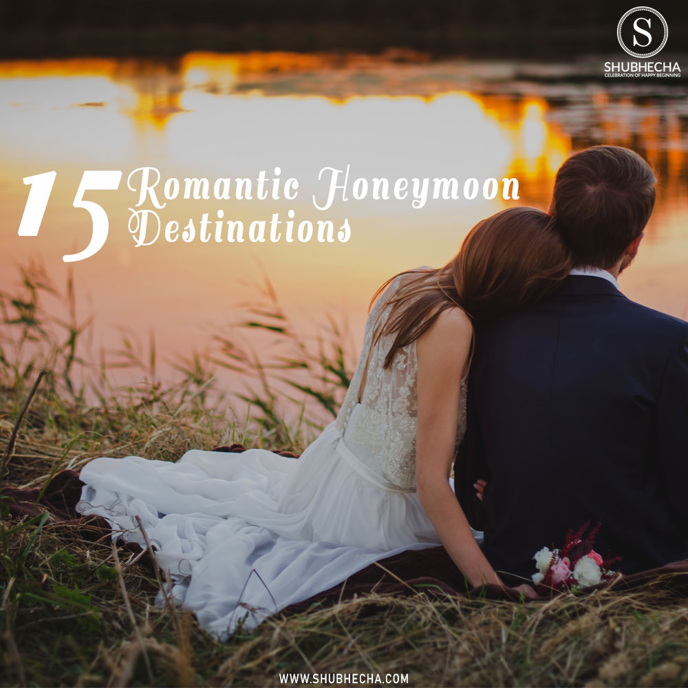 15 Romantic Honeymoon Destinations in the World in your Budget